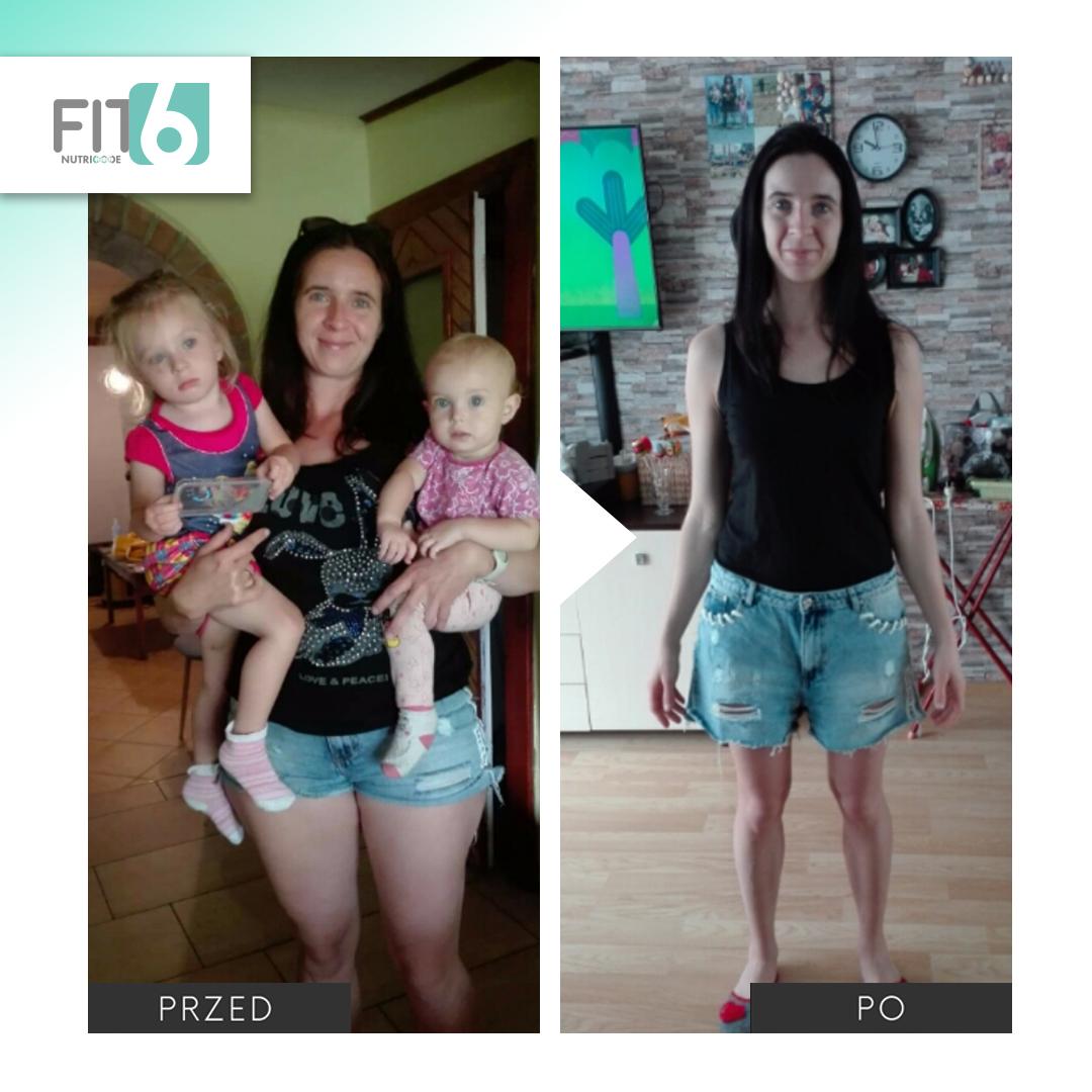 Fit6 Natalia Metamorfoza